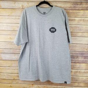 Men's Vans Gray tshirt